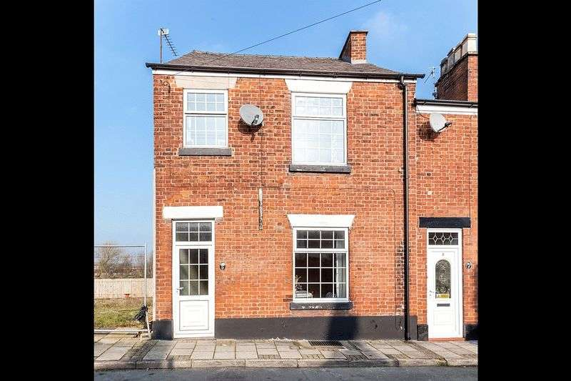 3 Bedrooms Terraced House for sale in North Street, Congleton