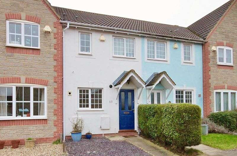 2 Bedrooms Terraced House for sale in Appletree Close, Oxford