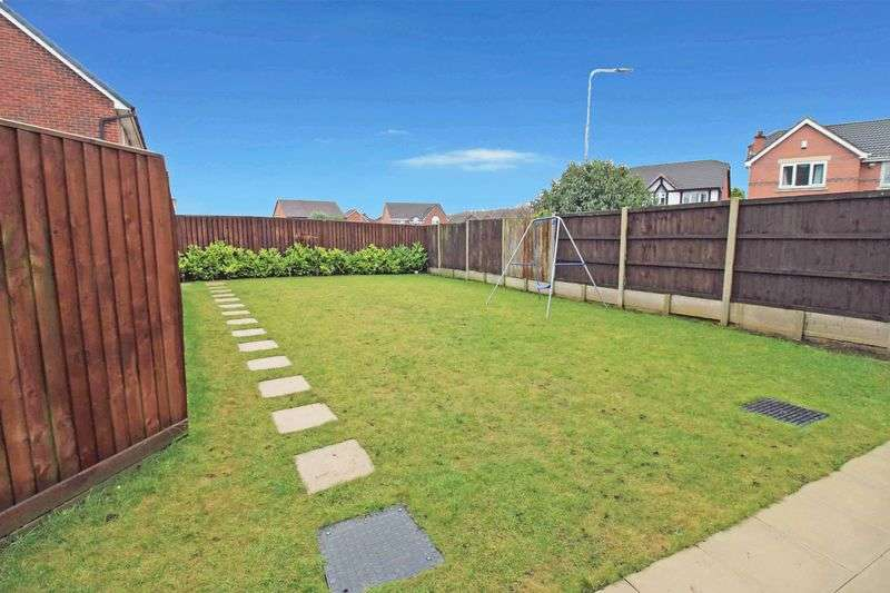 4 Bedrooms Detached House for sale in Findley Cook Road, Highfield, Wigan