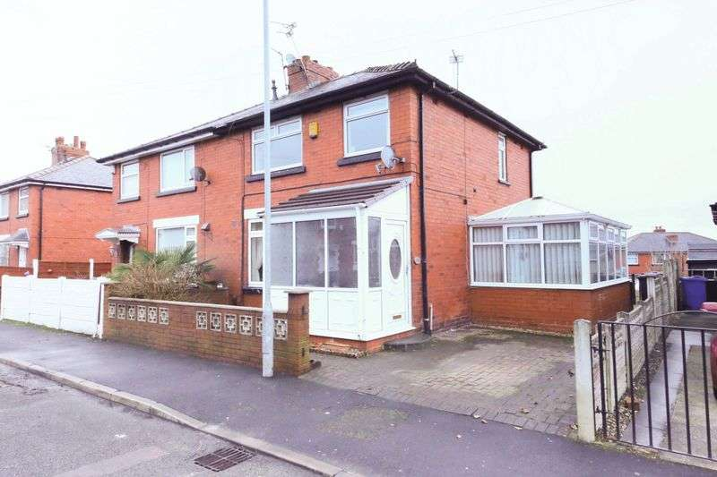 3 Bedrooms Semi Detached House for sale in West Street, Ince, Wigan