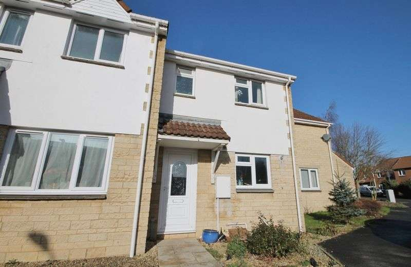 2 Bedrooms Terraced House for sale in Winsbury Way, Bristol