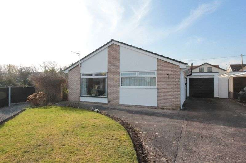 2 Bedrooms Detached Bungalow for sale in Clwydian Park Avenue, St. Asaph