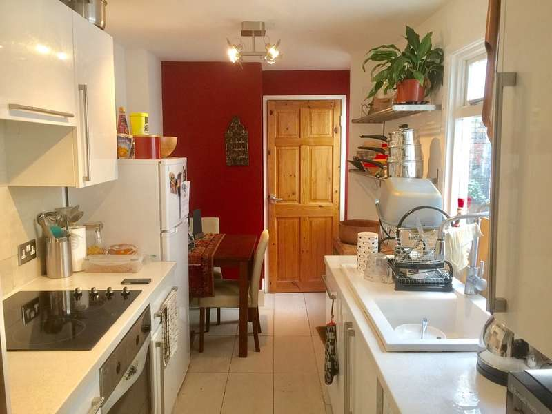 2 Bedrooms Ground Flat for sale in Brighton, East Sussex