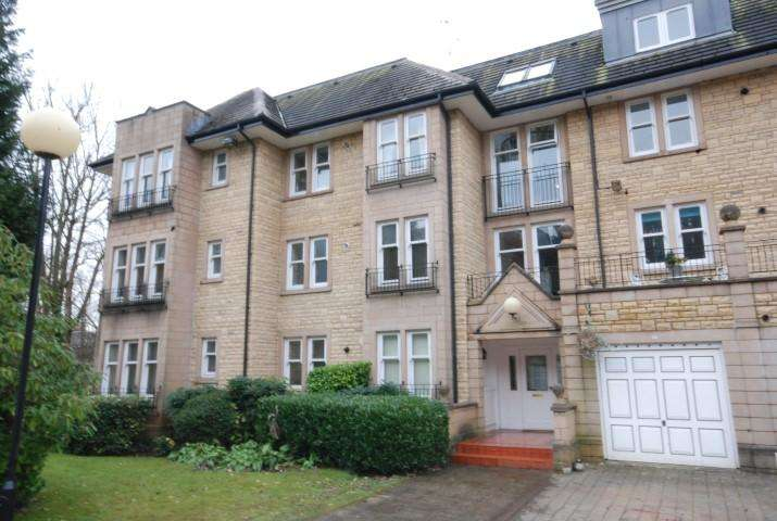 2 Bedrooms Flat for rent in Victoria Circus, West End, Glasgow