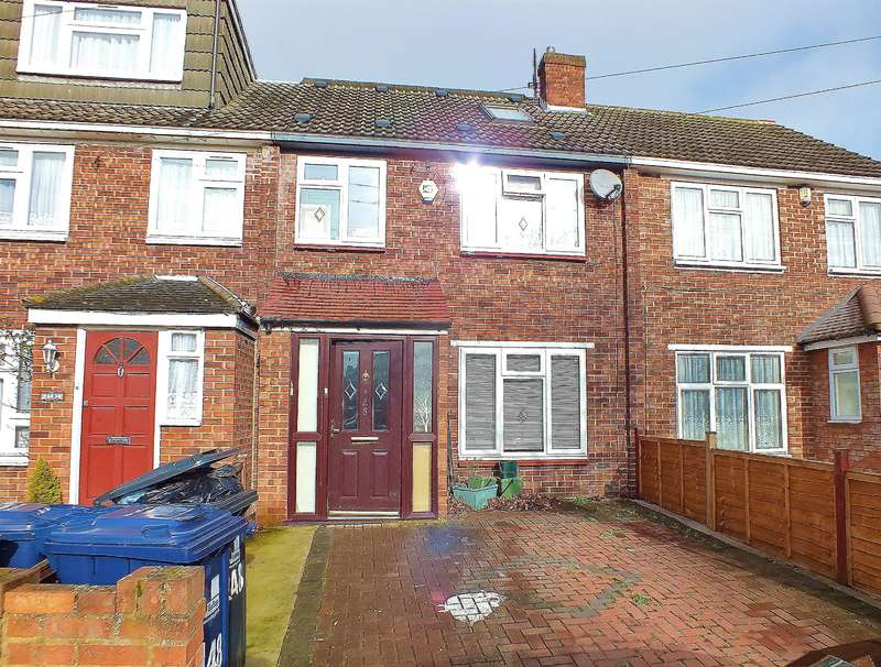 4 Bedrooms Semi Detached House for sale in FERRYMEAD AVENUE, GREENFORD, UB6 9TW