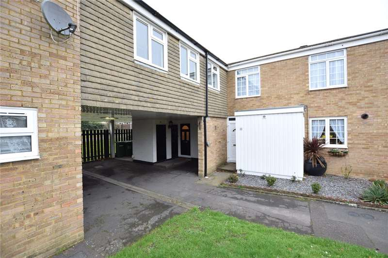 2 Bedrooms Terraced House for sale in Underwood, Bracknell, Berkshire, RG12