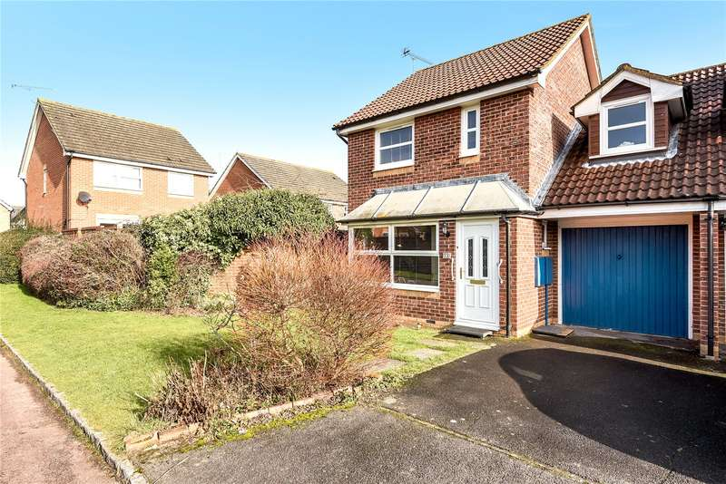 3 Bedrooms Link Detached House for sale in Augustine Walk, Warfield, Berkshire, RG42