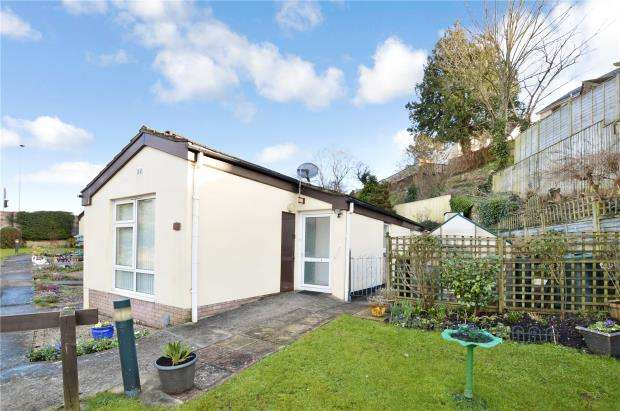 1 Bedroom Semi Detached Bungalow for sale in Jurys Corner Close, Kingskerswell, Newton Abbot, Devon