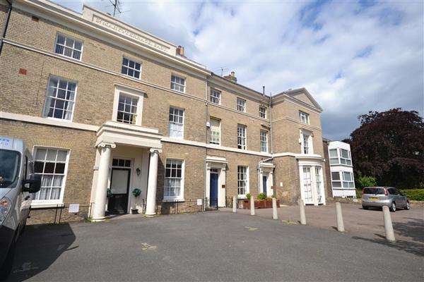 2 Bedrooms Apartment Flat for sale in St Marys Terrace, 25-27 Lexden Road, Colchester