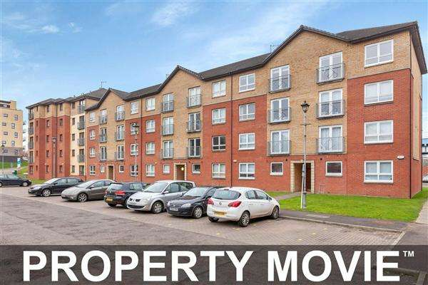 2 Bedrooms Flat for sale in 3/2 74 Ferry Road, Yorkhill, Glasgow, G3 8QX