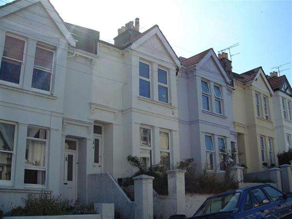 5 Bedrooms Apartment Flat for rent in Whippingham Road, Brighton