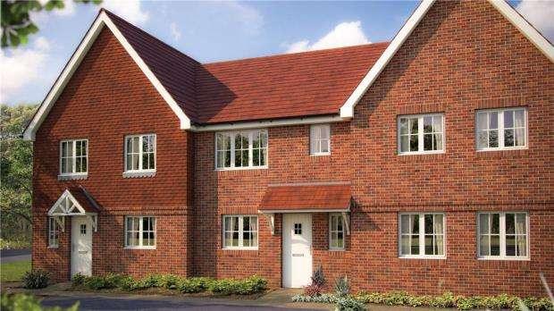 3 Bedrooms Semi Detached House for sale in Aldermaston Road, Basingstoke