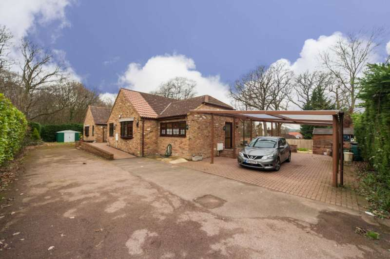 6 Bedrooms Detached Bungalow for sale in Mount Pleasant Lane, Bricket Wood