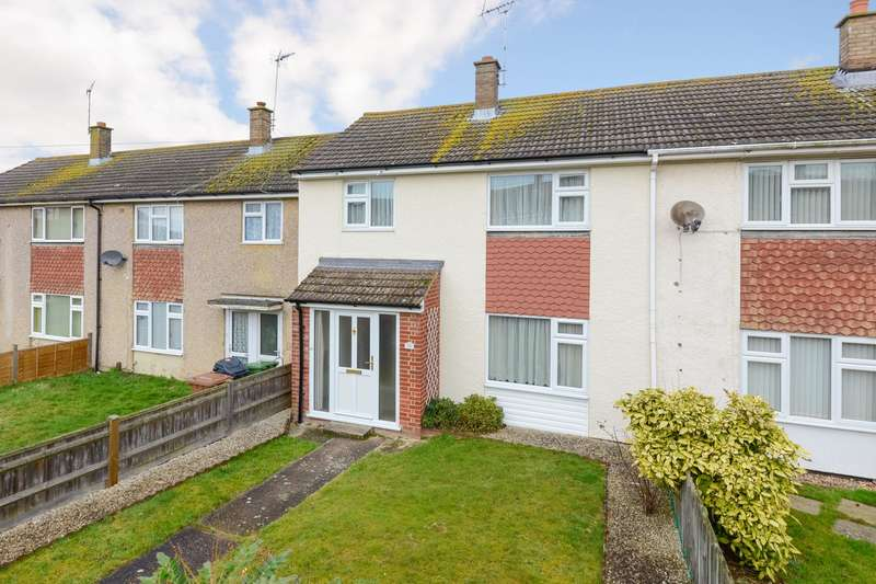 3 Bedrooms Terraced House for sale in Bybrook Road, Kennington, Ashford, TN24