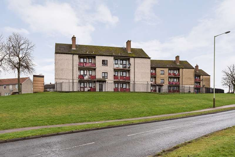 2 Bedrooms Flat for sale in 20 Fintryside, Dundee, Angus, DD4 9JW