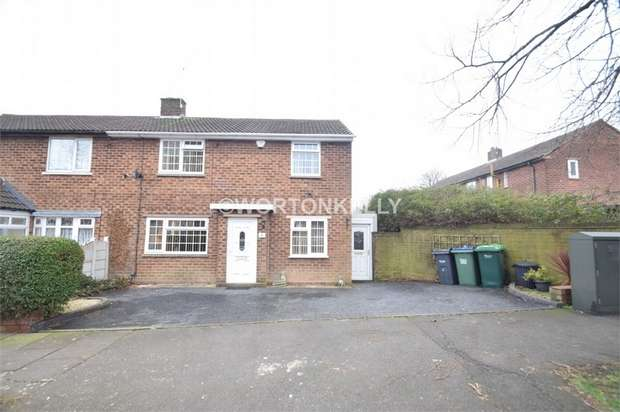 3 Bedrooms Semi Detached House for sale in Acacia Avenue, WALSALL, West Midlands