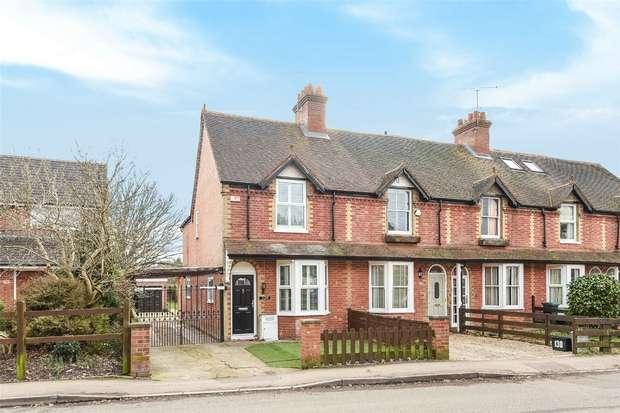 2 Bedrooms Semi Detached House for sale in Evendons Lane, WOKINGHAM, Berkshire