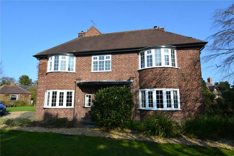 5 Bedrooms Detached House for sale in Lightfoot Lane, Heswall, Wirral