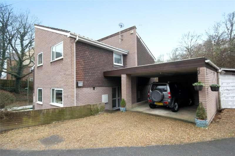 4 Bedrooms Semi Detached House for sale in Trumps Green Close, Virginia Water, Surrey, GU25
