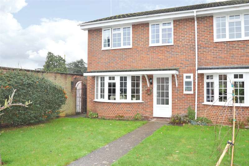 3 Bedrooms End Of Terrace House for sale in Rydens Park, Walton-on-Thames, Surrey, KT12