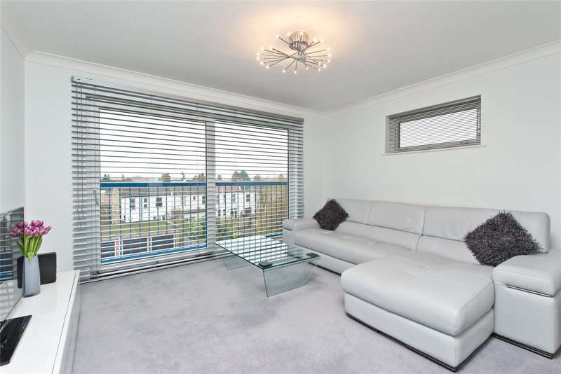 2 Bedrooms Flat for sale in Beaufort House, 2A Lower Downs Road, London, SW20
