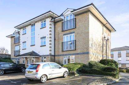 2 Bedrooms Flat for sale in Morello Gardens, Hitchin, Hertfordshire, England