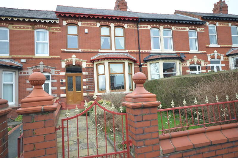 4 Bedrooms Terraced House for sale in Bryan Road, Blackpool