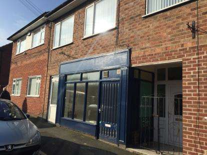 3 Bedrooms Flat for sale in New Shop Parade, Greenfield Road, Greenfield, Holywell, CH8