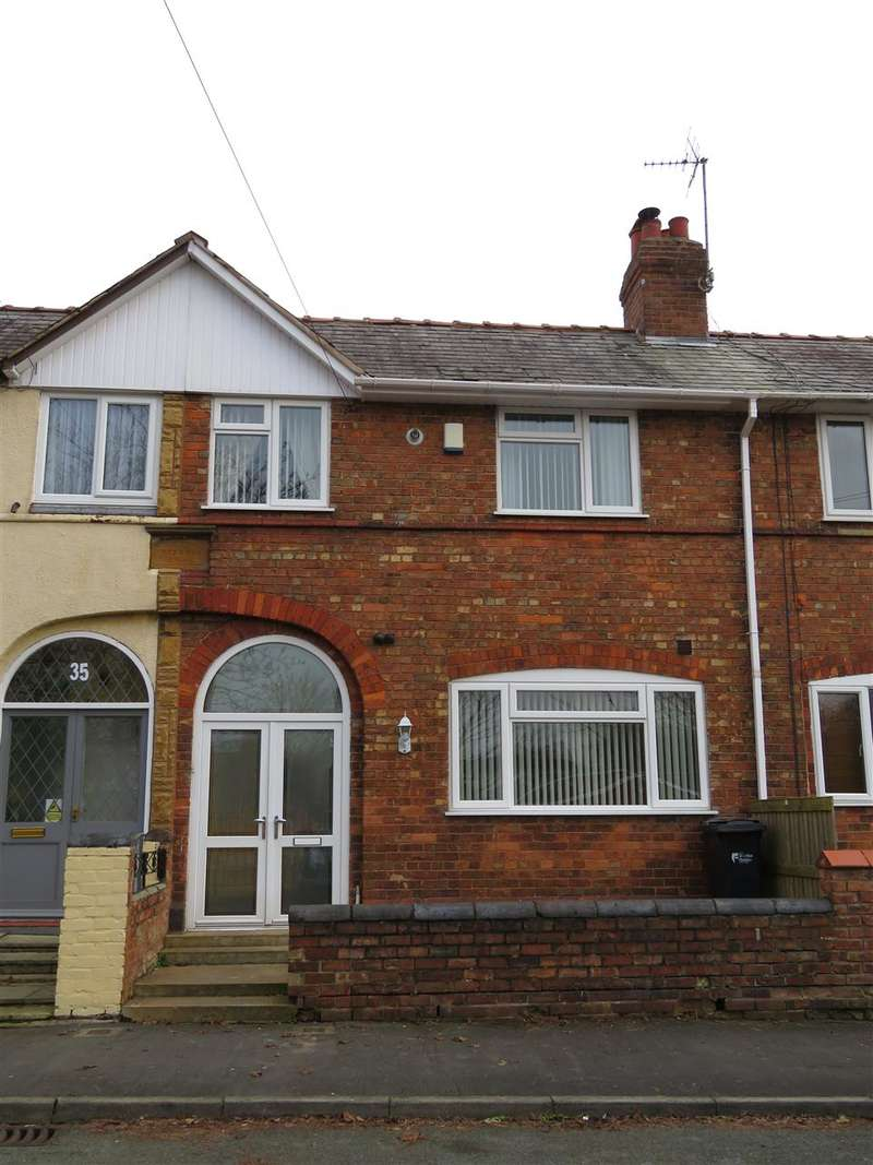 3 Bedrooms Terraced House for sale in Brook Road, Shotton
