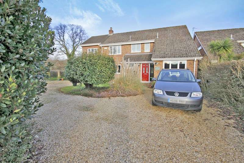 4 Bedrooms Detached House for sale in Betsy Lane, Bransgore, Christchurch