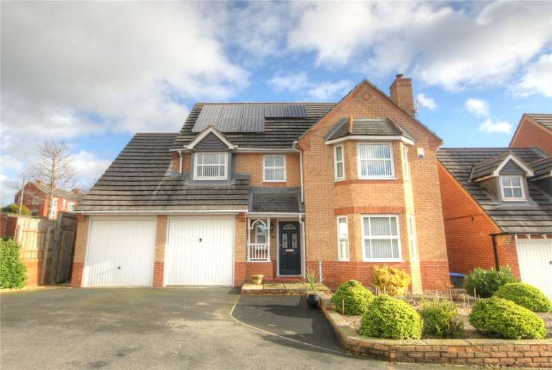 4 Bedrooms Detached House for sale in Walcher Gardens, Bracks Farm, Bishop Auckland, DL14