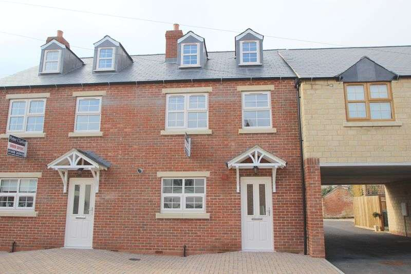 3 Bedrooms Terraced House for sale in Newbold on Stour, Stratford upon Avon