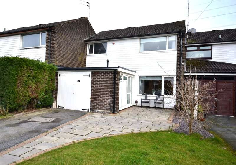 3 Bedrooms Link Detached House for sale in Rugby Drive, Tytherington, Macclesfield