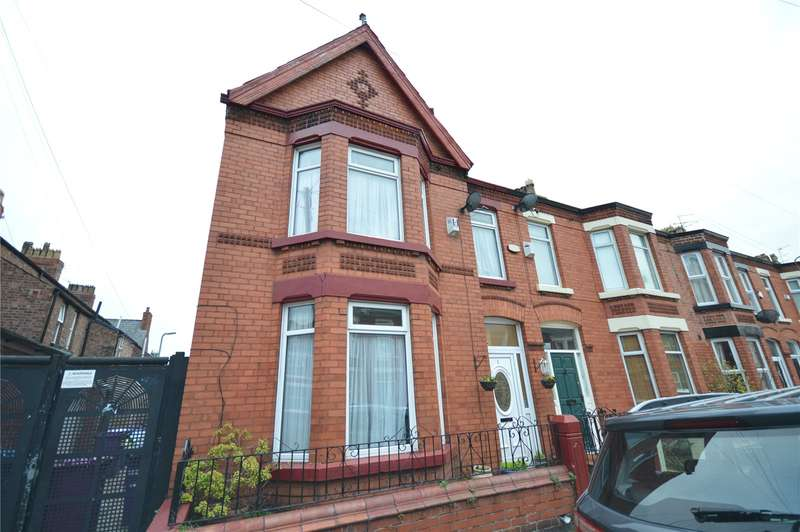 4 Bedrooms Terraced House for sale in Oakdale Road, Mossley Hill, Liverpool, L18