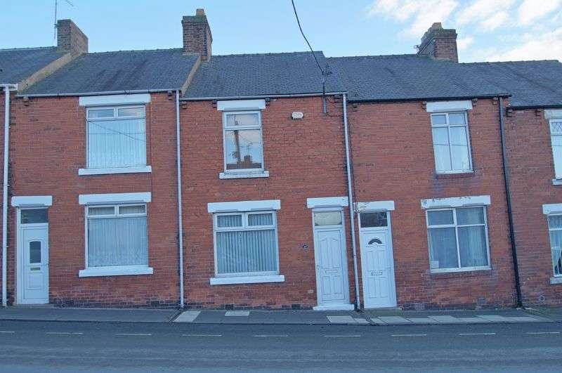 2 Bedrooms Terraced House for sale in Station Road, Ushaw Moor