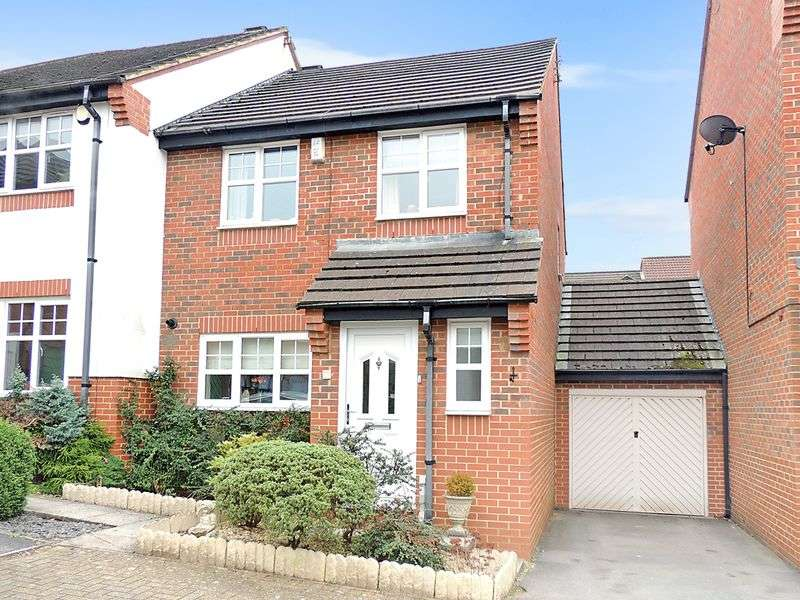 3 Bedrooms House for sale in St Annes Close, St George, Bristol