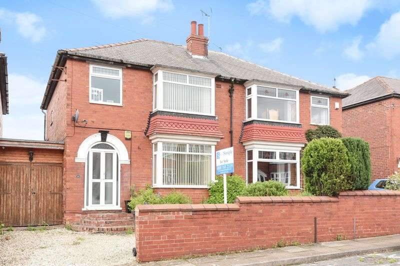 3 Bedrooms Semi Detached House for sale in Bramworth Road, Old Hexthorpe