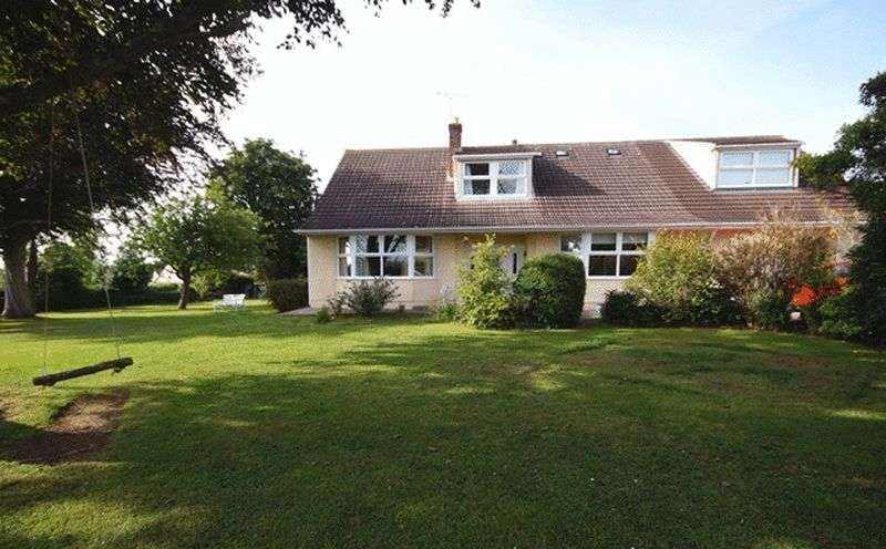 4 Bedrooms Detached House for sale in Wookey Hole, Nr Wells, Somerset