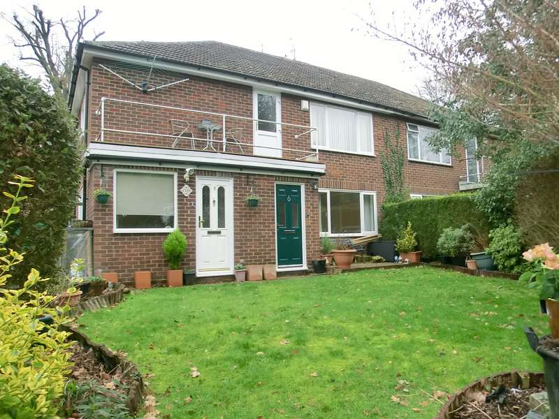 2 Bedrooms Ground Maisonette Flat for sale in Latimer Road, Wokingham, Berkshire, RG41 2XX