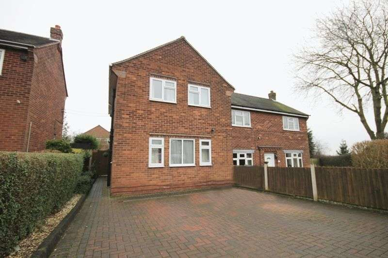 3 Bedrooms Semi Detached House for sale in Elm Grove, Derby