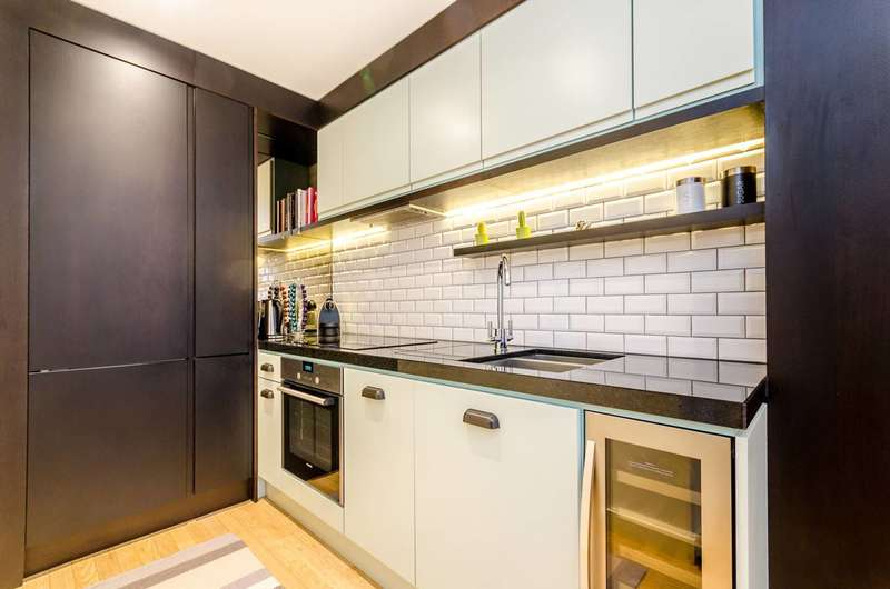 1 Bedroom Flat for sale in Park Vista Tower, Wapping, E1W