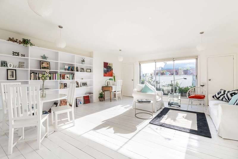 2 Bedrooms Maisonette Flat for sale in Lancaster Road, Notting Hill Gate, W11
