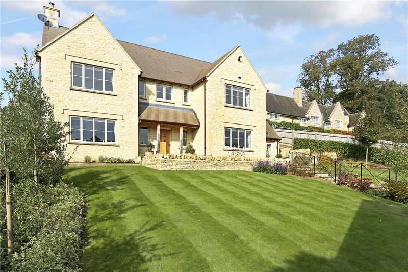 5 Bedrooms Detached House for sale in Knapp Lane, Painswick, Stroud, Gloucestershire, GL6
