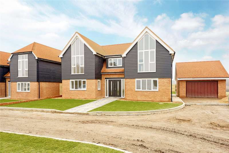 5 Bedrooms Detached House for sale in Farthings Wood Rise, Calcott Hill, Canterbury, CT3