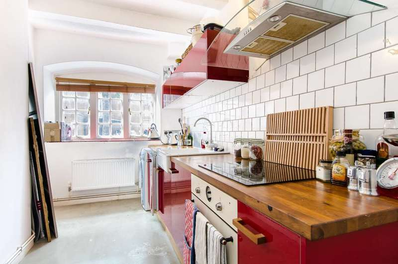 1 Bedroom Flat for sale in Montclare Street, Shoreditch, E2