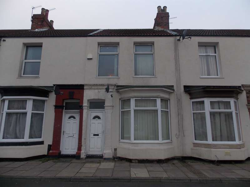 4 Bedrooms Terraced House for sale in Laycock Street, Middlesbrough, TS1 4SL