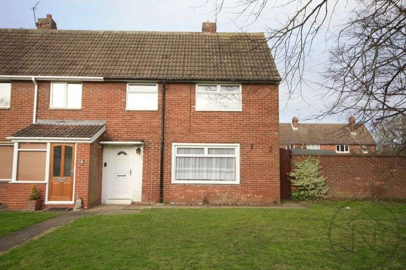 2 Bedrooms Semi Detached House for sale in Colling Walk, Newton Aycliffe