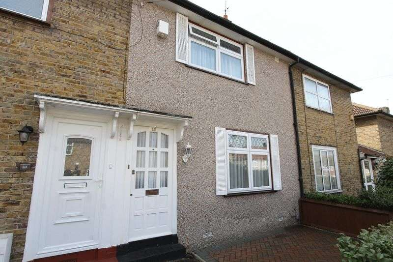 2 Bedrooms Terraced House for sale in Leominster Road, Morden