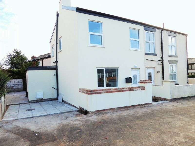 2 Bedrooms Semi Detached House for sale in 20 Banks Road, Crossens, Southport