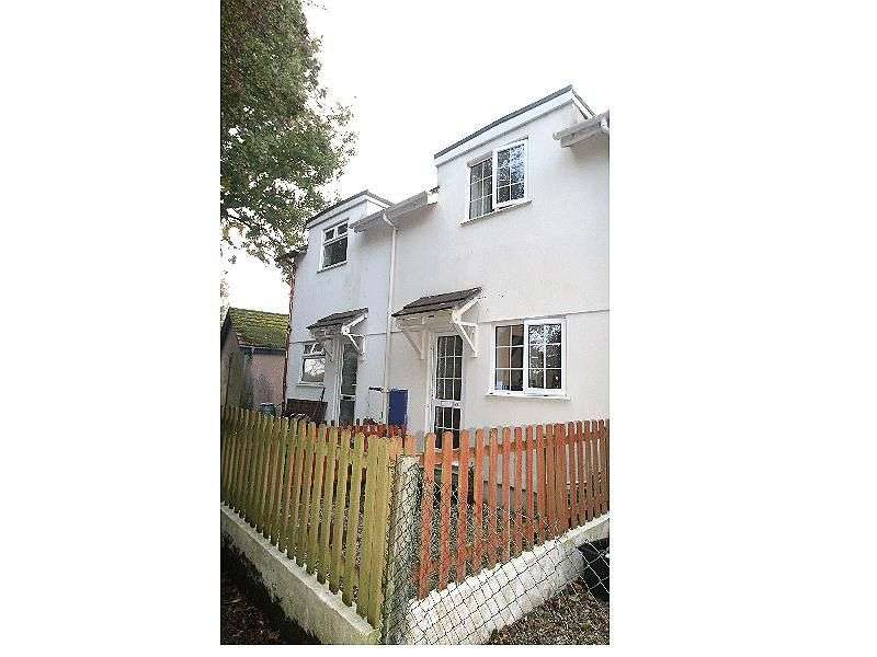 2 Bedrooms Terraced House for sale in Bosworgey Close, ST COLUMB MAJOR
